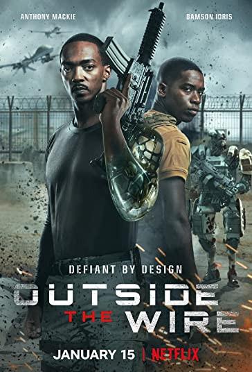 خارج از سیم-Outside the Wire