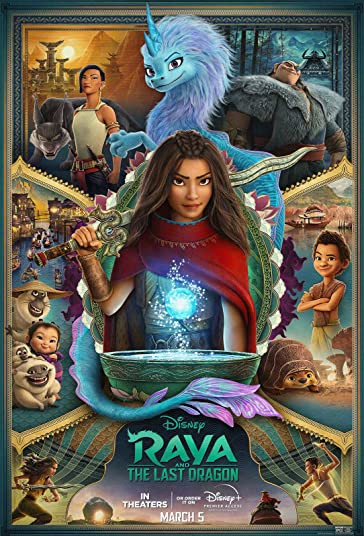 رایا و آخرین اژدها-Raya and the Last Dragon