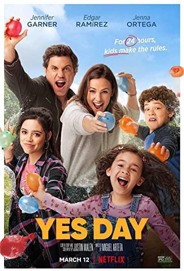 روز بله گویی-Yes Day