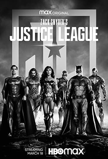 لیگ عدالت زک اسنایدر-Zack Snyder's Justice League