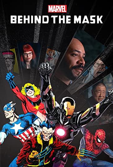 مارول در پشت نقاب-Marvel's Behind the Mask