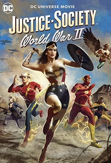 جامعه عدالت: جنگ جهانی دوم-Justice Society: World War II