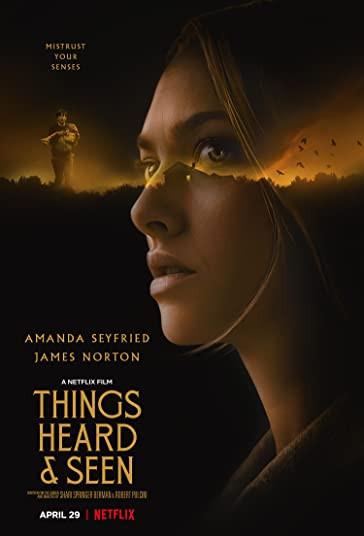 حکایات شنیده و دیدهشده-Things Heard & Seen