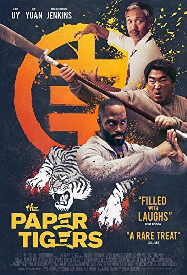 ببرهای کاغذی-The Paper Tigers