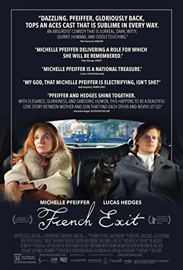 خروج فرانسوی-French Exit