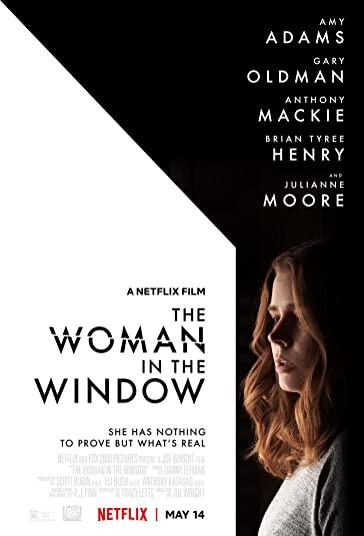 زنی پشت پنجره-The Woman in the Window