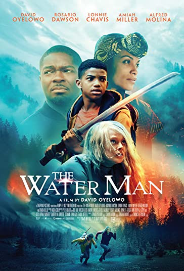 مرد آبی-The Water Man